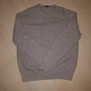 J crew sweater. 100% lamb wool